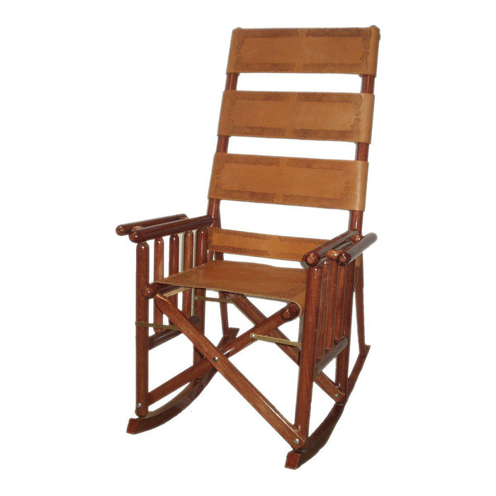 High Back Rocking Chair Colochos Design