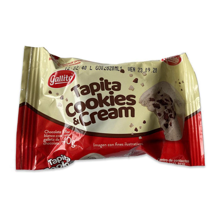 Giant Tapita Cookies and Cream 1.4oz
