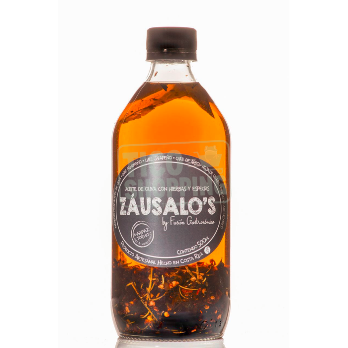Zausalo´s Spicy & Herbs Olive Oil 500ml