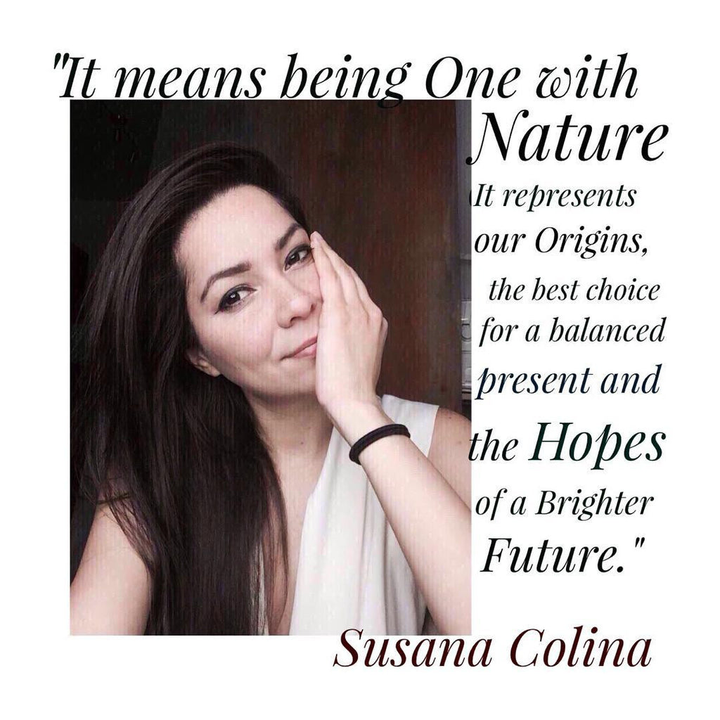 Susana Colina - #WISDOM THURSDAY - WHAT IT MEANS FOR YOU TO BE GREEN ?