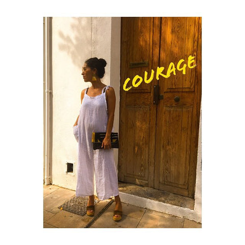 NiniShine Mallorca - Courage - Fashion Flair Bazaar - Life Coach