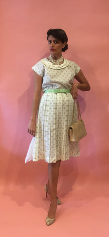 Vintage 1950s R&K Originals Dress