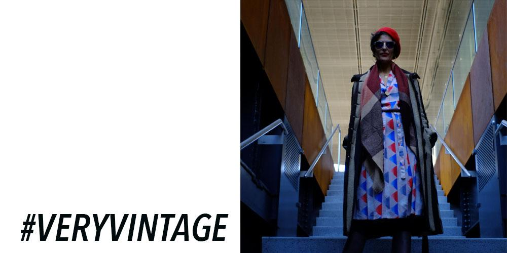 Vintage Antik Batik Dress - Fashion Flair Bazaar - Sustainable Fashion