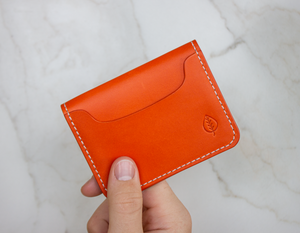 C6 Business Wallet - Saffron
