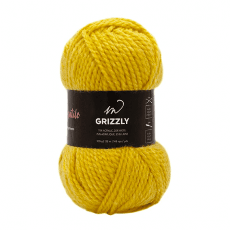 Laine M Grizzly - Ocre