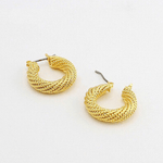 Load image into Gallery viewer, Magic Is Everywhere Hoop Earring