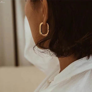 Independent Soul Hoop Earring