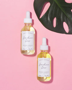 SUNSHINE DEW Antioxidant Cleansing Oil