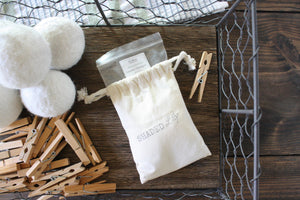 All Natural Lemon Laundry Detergent Powder with Essential Oil