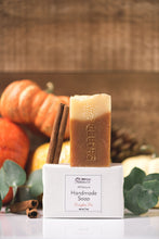 Load image into Gallery viewer, Pumpkin Spice Natural Bar Soap