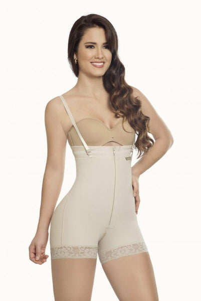 Power Net Short Body Shaper Girdle #11047