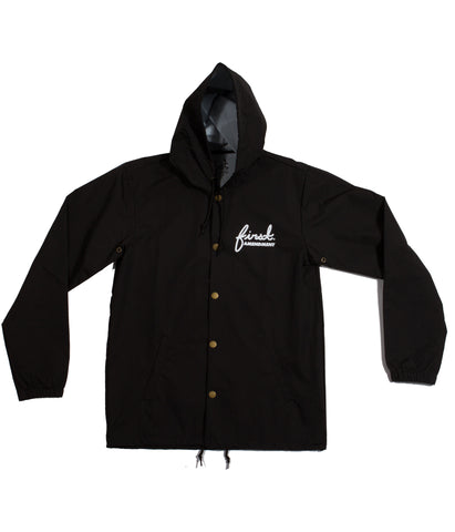 1AM Windbreaker - Black