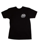 1AM Circle T-Shirt - Black
