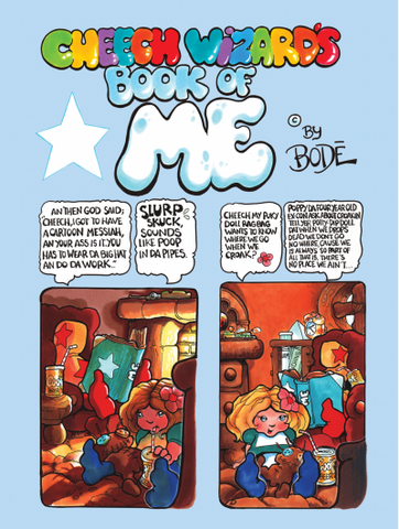 Book of Me by Bode