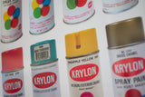 Tools of Criminal Mischief : The Cans IV - Krylon Edition by Roger Gastman