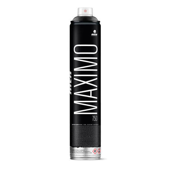 MTN Maximo Spray Paint - Black