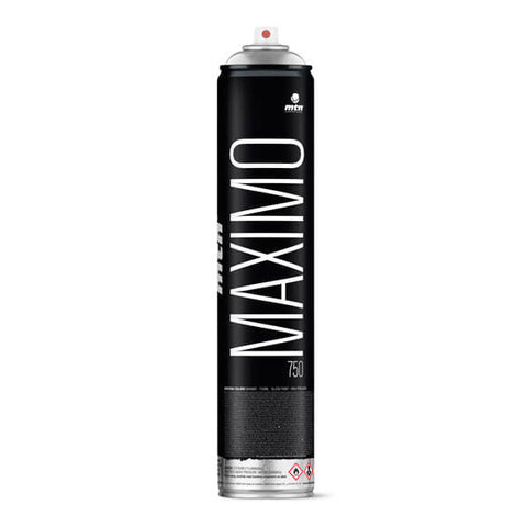 MTN Maximo Spray Paint - Silver
