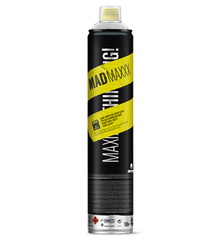 MTN MadMaxxx Spray Paint - Silver