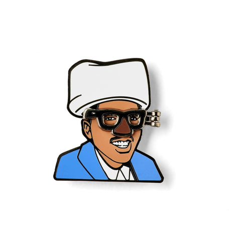 Humpty / Shock G Enamel Pin