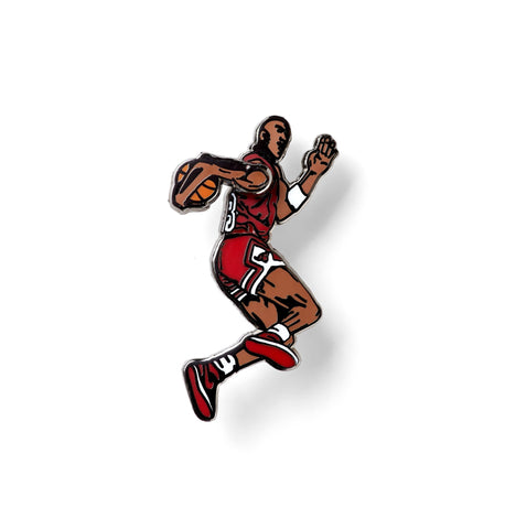 Jumpman Enamel Pin