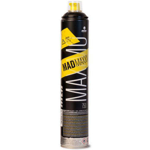 MTN MadMaxxx Spray Paint - Black