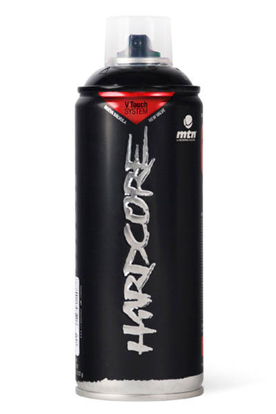 MTN Hardcore2 Spray Paint - Black