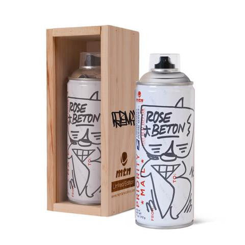 Remio x Rose Beton Limited Edition Can