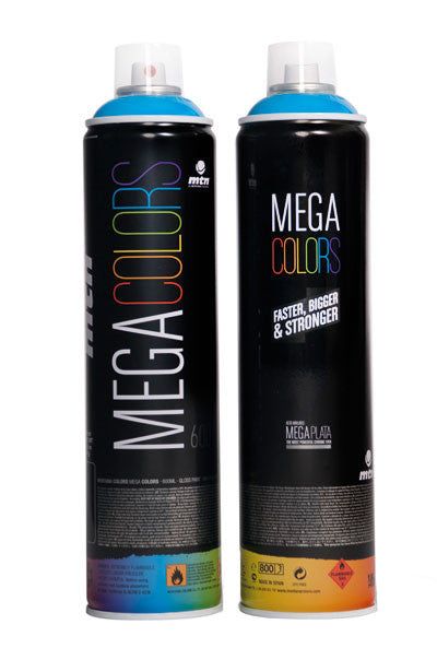 MTN Mega Spray Paint - Light Yellow