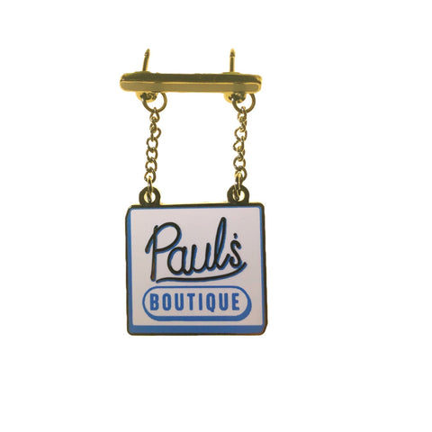 Paul's Enamel Pin