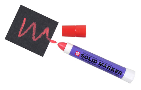 Sakura Solid Marker - Red