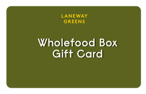 The Laneway Greens Gift Card