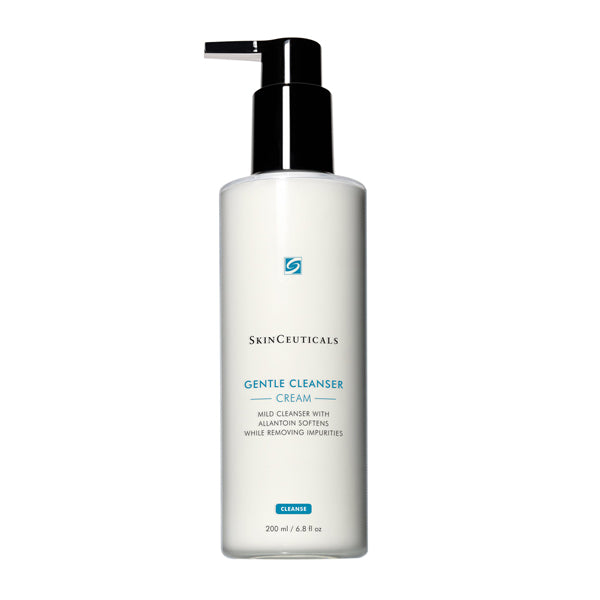 CREAM CLEANSER AND TONIC - SKINCEUTICALS