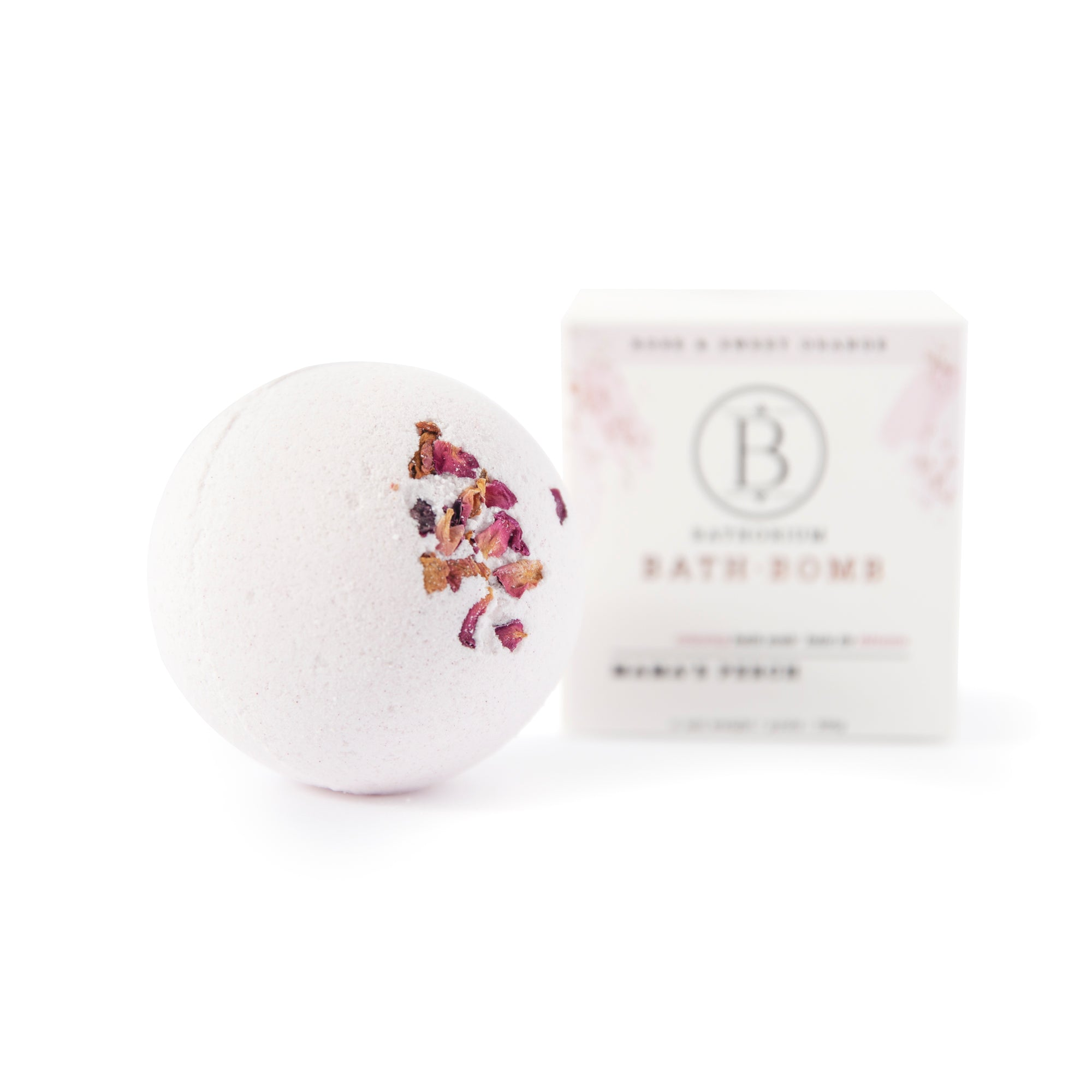 RELAXING FLORAL BATH BOMB - MAMA'S PERCH