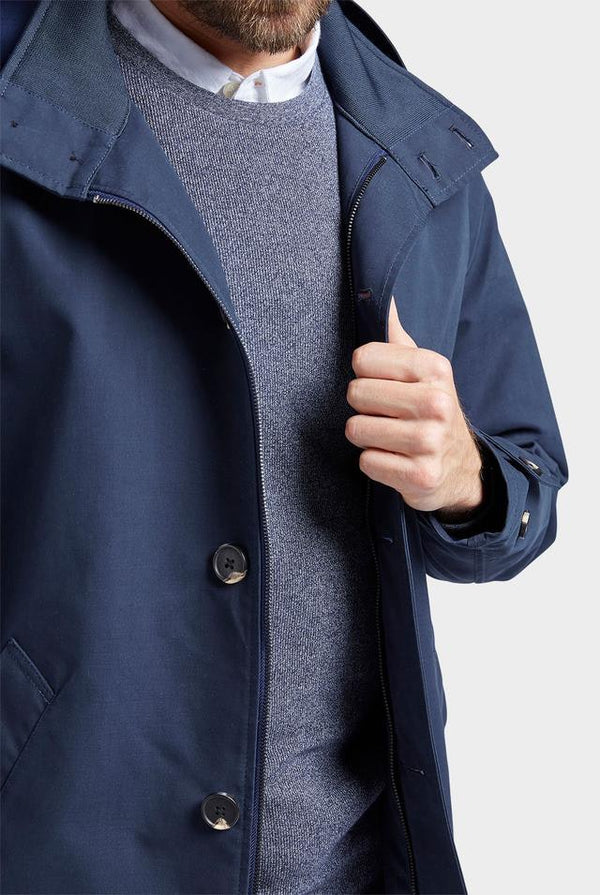 Brooklands Jacket - Navy