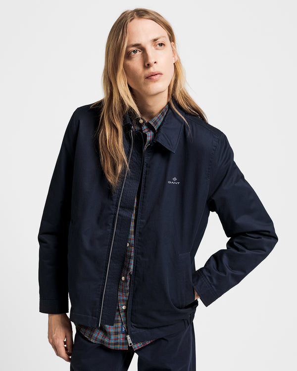 The Gant Windcheater - Evening Blue