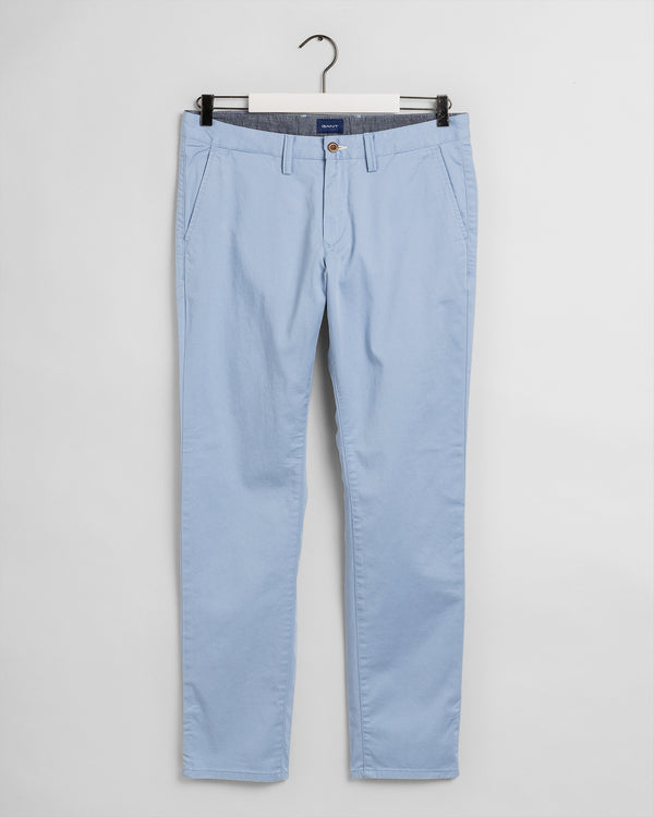 Slim Twill Chino 1500156 - Hamptons Blue