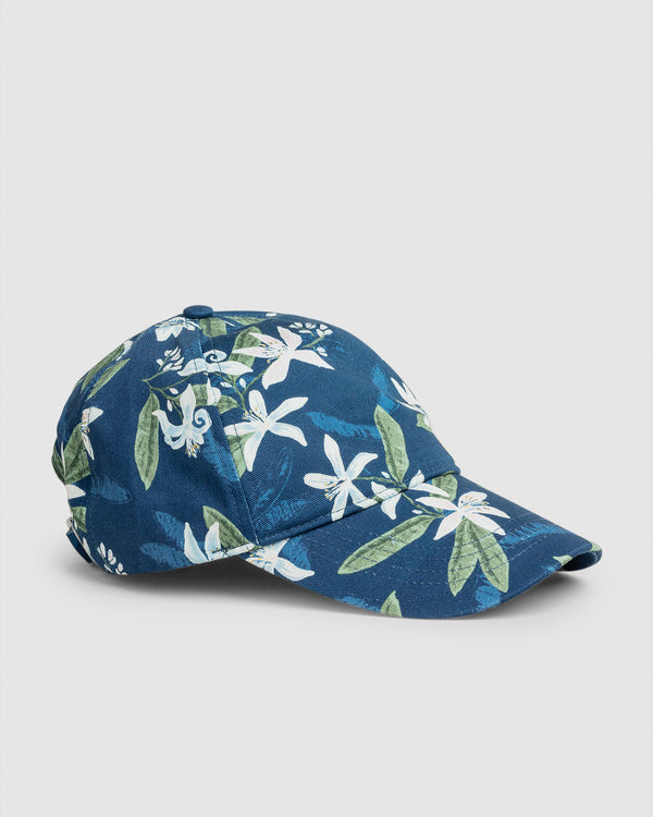 Lemon Flower Cap