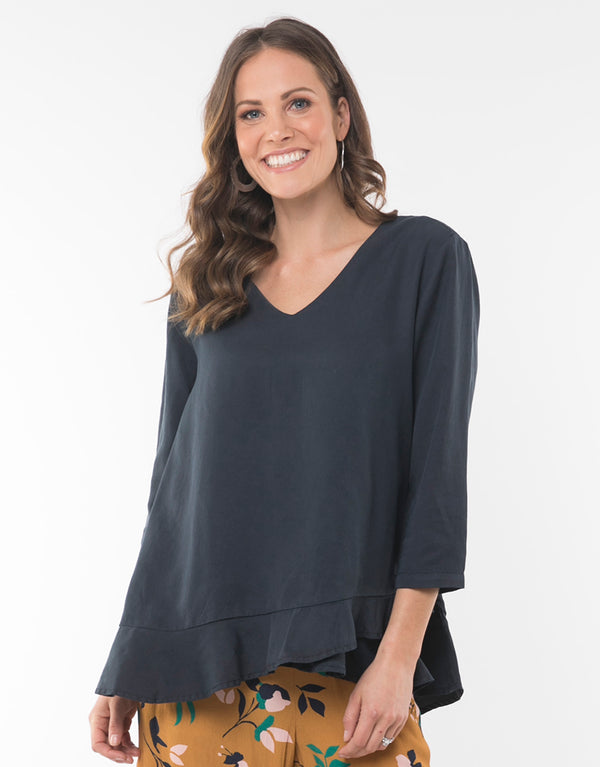 Filly Top - Navy