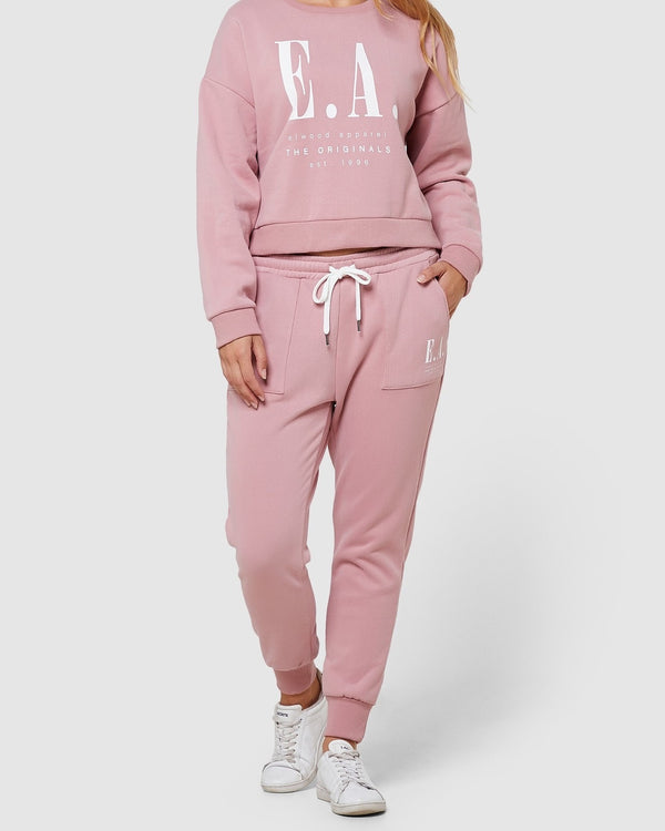 EA Trackpant - Blush