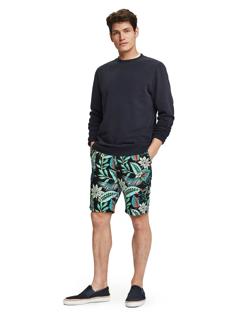 All-over Printed Chino Short - Two Designs 155083