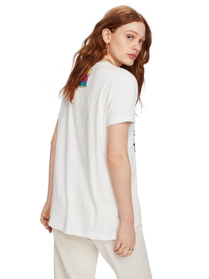 Organic Cotton Loose Fit Tee - 156219
