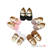 Load image into Gallery viewer, Baby Girl Shoes (Kitty)