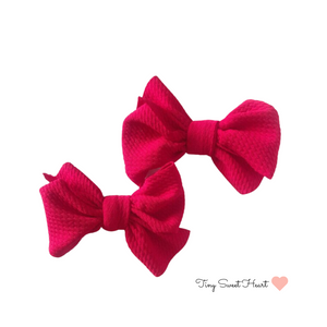 Hairpin Bow