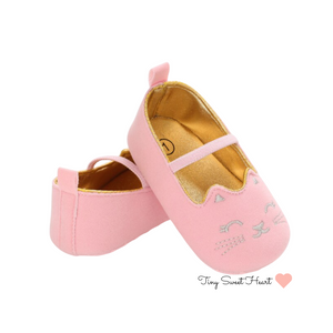 Baby Girl Shoes (Kitty)
