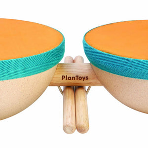 Plantoys. Tambor doble