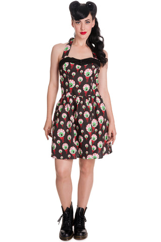 Eyeball Perry Dress