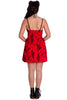 Vanessa red wonderland Dress