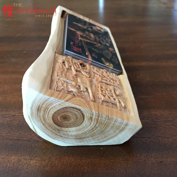 檀香木佛像,礼品 & 印章雕刻定制<br>Sandalwood Statue, Gift & Stamp Craft Custom Made