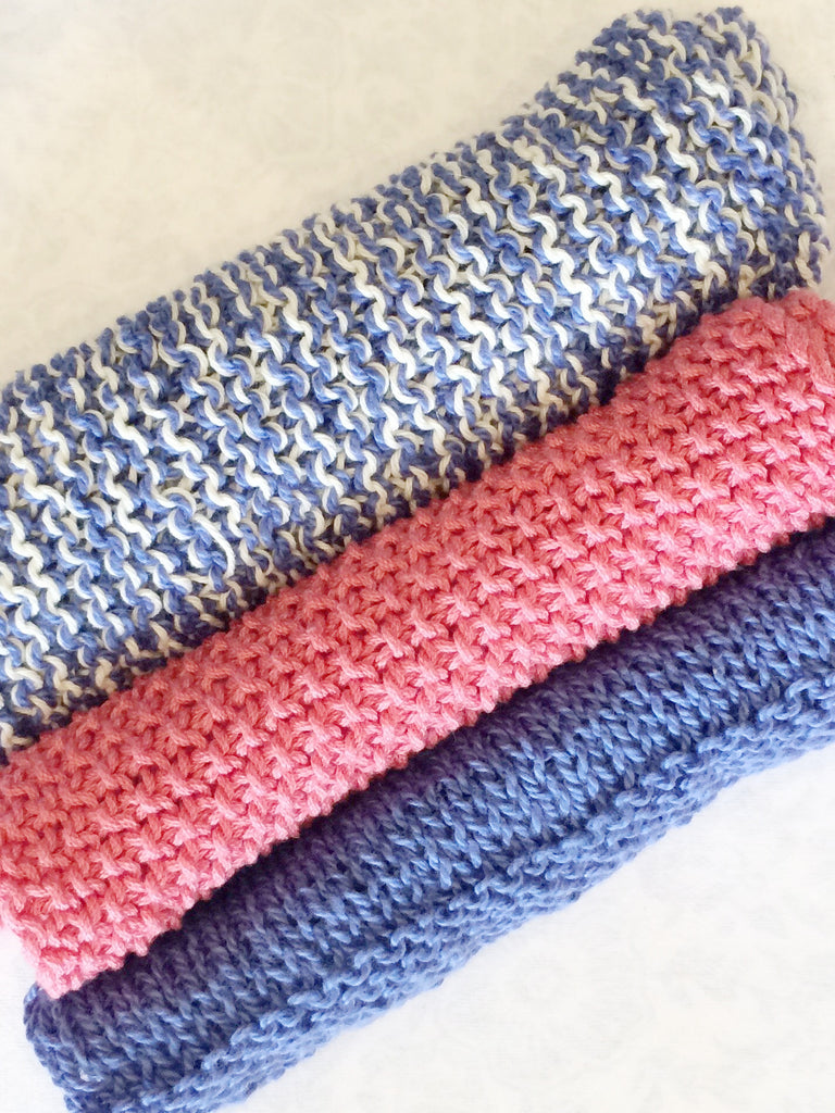 Exfoliating Cotton Wash Cloth