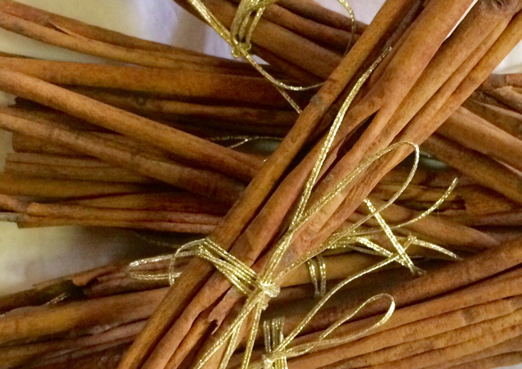 Gold Skinny - Bundle Sweet Cinnamon Quills Box of 8